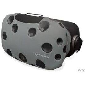 HYPERKIN ハイパーキン Hyperkin シリコン保護ケース Gelshell Head Mounted Display Silicone Skin for HTC VIVE (Gray) M07200-GR
