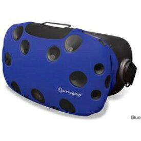 HYPERKIN ハイパーキン Hyperkin シリコン保護ケース Gelshell Head Mounted Display Silicone Skin for HTC VIVE (blue) M07200-BU