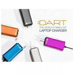 FINSIX ノートパソコン用 ACアダプター 65W「DART」 +タブレット・スマホ対応[AC - USB Type-A充電器:1ポート] DA65US-SL1 シルバー[DA65USSL1]
