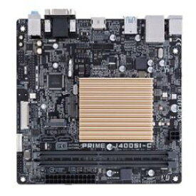 ASUS エイスース Celeron J4005搭載 Mini-ITXマザーボード PRIME J4005I-C PRIMEJ4005IC