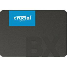 CRUCIAL クルーシャル CT240BX500SSD1 内蔵SSD Client SSD [2.5インチ /240GB]【バルク品】 [CT240BX500SSD1JP]