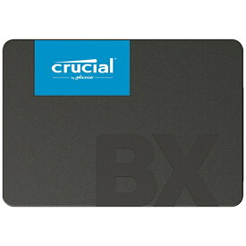 CRUCIAL クルーシャル CT480BX500SSD1 内蔵SSD Client SSD [2.5インチ /480GB]【バルク品】 [CT480BX500SSD1JP]