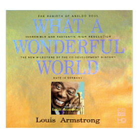 ABC(INT'L)RECORDS エービーシーレコーズ WHAT A WONDERFUL WORLDHDCD HD-157[HD157]
