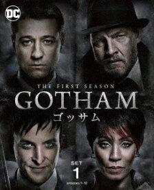 ワーナー ブラザース GOTHAM/ゴッサム <ファースト> 前半セット 【DVD】【DVD】