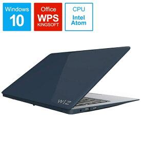 KEIAN 恵安 WiZ ノートパソコン ダークネイビー KIC14LTE [14.0型 /intel Atom /eMMC:32GB /メモリ:4GB /2019年1月モデル][14インチ office付き 新品 windows10 KIC14LTE]
