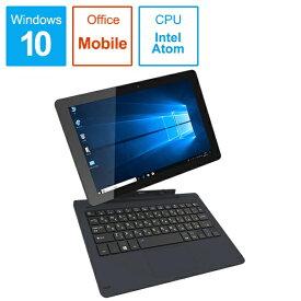 KEIAN 恵安 WiZ ノートパソコン ダークネイビー KIC102HD-DN [10.1型 /intel Atom /eMMC:32GB /メモリ:4GB /2019年1月モデル][KIC102HDDN]