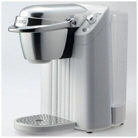 キューリグ KEURIG BS200-W カプセル式コーヒーメーカー ネオトレビエ パンナホワイト[BS200W]