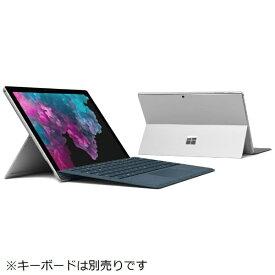 マイクロソフト Microsoft KJW-00017 Windowsタブレット Surface Pro 6(サーフェスプロ6) プラチナ [12.3型 /intel Core i7 /SSD:1TB /メモリ:16GB /2019年1月モデル][タブレット 本体 12インチ KJW00017]