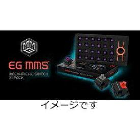 EPICGEAR エピックギア 〔キースイッチ〕 DeFiant交換用 24個セット EG Switch Orange 24 Pack オレンジ EGKFE1-OBAA-AMSG[EGKFE1OBAAAMSG]