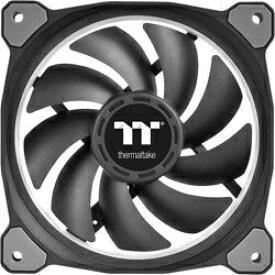 THERMALTAKE サーマルテイク Riing Plus 12 RGB Radiator Fan TT Premium Edition -3Pack- CL-F053-PL12SW-A[CLF053PL12SWA]