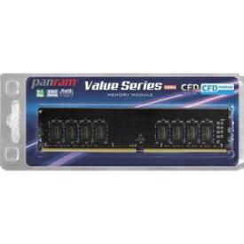 CFD販売 シー・エフ・デー CFD Panram DDR4-2400 デスクトップ用メモリ 288pin DIMM 4GB 1枚組[D4U2400PS4GC17]