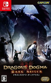カプコン CAPCOM ドラゴンズドグマ:ダークアリズン 通常版【Switch】