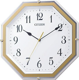 シチズン CITIZEN 掛け時計 8MY544-003 [電波自動受信機能有]