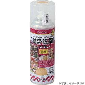 サンデーペイント SUNDAY PAINT 強力防腐防蟻剤スプレー 透明 400ml
