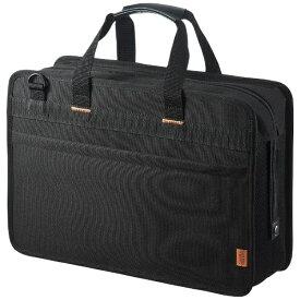 サンワサプライ SANWA SUPPLY らくらくタブレットPCキャリー(12.5インチ・鍵付き・ブラック) BAG-BOX5BKN[BAGBOX5BKN]