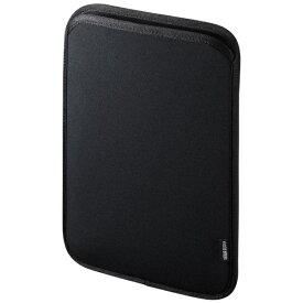 サンワサプライ SANWA SUPPLY ネオプレンスリップインタブレットPCケース(10.1型) PDA-TABS10BKN