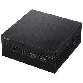ASUS エイスース PN60-B3095ZV デスクトップパソコン Mini PC PN60 ブラック [モニター無し /HDD:1TB /メモリ:4GB /2019年1月モデル][PN60B3095ZV]
