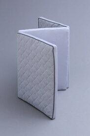 アイリスオーヤマ IRIS OHYAMA アイリスオーヤマ エアリーマットレスエクストラ 三つ折りタイプ シングルサイズ(95×198×6cm) AMEX-3S