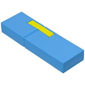 ナカバヤシ Nakabayashi [ペンケース] ディスプレイペンケース Mサイズ PCN-DP02BL ブルー