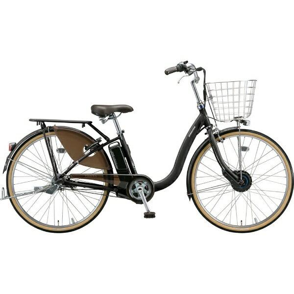 ブリヂストン BRIDGESTONE 26型 電動アシスト自転車 フロンティアデラックス(オリジナルカラー・カーキ/内装3段変速)F6BB49【2019年モデル】【組立商品につき返品不可】 【代金引換配送不可】