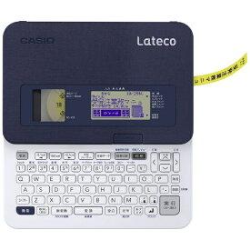 カシオ CASIO EC-K10 ラベルライター Lateco(ラテコ)[ECK10]