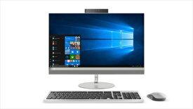 レノボジャパン Lenovo ideacentre AIO 520 デスクトップパソコン [23.8型 /CPU:intel Celeron /HDD:1TB /メモリ:4GB /2019年1月モデル] F0D100GNJP [23.8型 /HDD:1TB /メモリ:4GB /2019年1月モデル][23.8インチ office付き 新品 一体型 windows10]