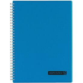 マルマン maruman B5 ノート セプトクルール ブルー