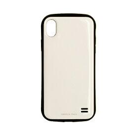 ラスタバナナ RastaBanana iPhoneXR VANILLA PACK 4644IP861HB ブラック×ホワイト