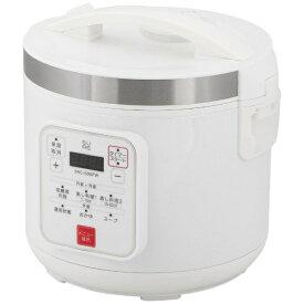 石崎電機製作所 ISHIZAKI ELECTRIC MFG SRC-500PW 炊飯器 低糖質炊飯器 [5合 /マイコン]