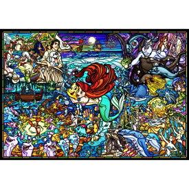 テンヨー ジグソーパズル DP-1000-033 リトル・マーメイド ストーリー ステンドグラス
