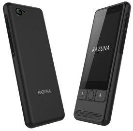 TAKUMIJAPAN KAZUNA eTalk5 ブラック 2年SIM同梱版[翻訳機 通訳機 音声 英語 オフライン]