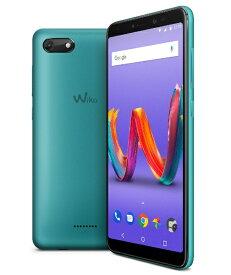WIKO Wiko Tommy3 Plus ブリーン「W-V600」5.45型 メモリ/ストレージ:2GB/16GB micro SIM ×2 DSDS対応 ドコモ/au/ソフトバンクSIM対応 SIMフリースマートフォン ブリーン[WV600BLEEN]