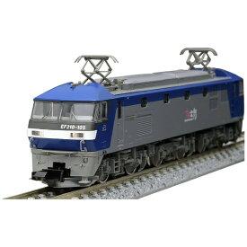 【2019年7月】 トミーテック TOMY TEC 【Nゲージ】7109 JR EF210-100形電気機関車(105号機)【発売日以降のお届け】