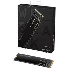 WESTERN DIGITAL ウェスタン デジタル WDS500G3X0C 内蔵SSD [M.2 /500GB]【バルク品】