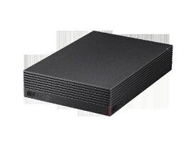BUFFALO バッファロー HD-LDS8.0U3-BA 外付けHDD ブラック [据え置き型 /8TB][HDLDS80U3BA]