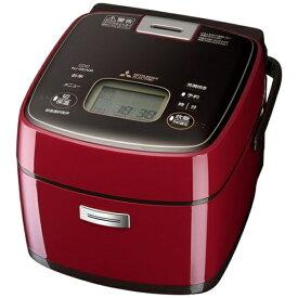 三菱 Mitsubishi Electric NJ-SEA06-R 炊飯器 備長炭 炭炊釜 ミラノレッド [3.5合 /IH][NJSEA06]