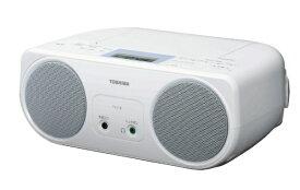 東芝 TOSHIBA CDラジオ TY-C151L ブルー[TYC151L]
