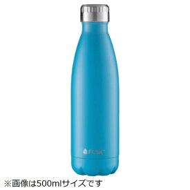 LIMON ステンレスボトル 1000ml FLSK BOTTLE(フラスク ボトル) スカイブルー FL1000CMCRBBN024