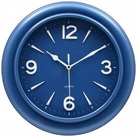 不二貿易 Fuji Boeki 掛け時計 スピカ ブルー 27258