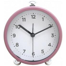 不二貿易 Fuji Boeki 置き時計 クローエ ピンク 99052