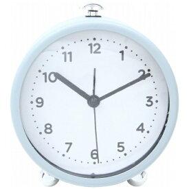 不二貿易 Fuji Boeki 置き時計 クローエ グレー 99053