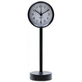 不二貿易 Fuji Boeki 置き時計 スタンド ブラック 99054