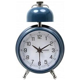 不二貿易 Fuji Boeki 置き時計 ベルクロック ブルー 99089