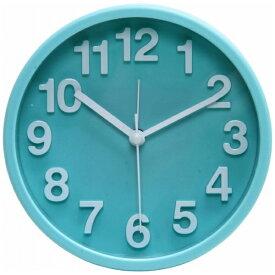 不二貿易 Fuji Boeki 置き時計 リアム ブルー 99232