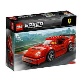 レゴジャパン LEGO 75890 スピードチャンピオン フェラーリ F40 コンペティツィオーネ[レゴブロック]