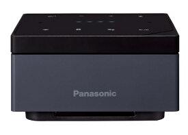 パナソニック Panasonic スマートスピーカー SC-GA1-K ブラック [Bluetooth対応 /Wi-Fi対応][SCGA1K]