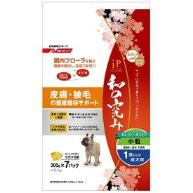 日清ペットフード Nisshin Pet Food ジェーピースタイル 和の究み セレクトヘルスケア 皮膚・被毛の健康維持サポート 1歳からの成犬用 2.1kg