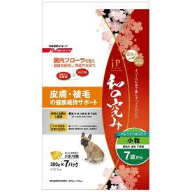 日清ペットフード Nisshin Pet Food ジェーピースタイル 和の究み セレクトヘルスケア 皮膚・被毛の健康維持サポート 7歳から 2.1kg