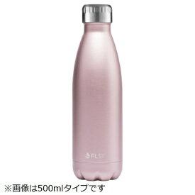LIMON ステンレスボトル 750ml FLSK BOTTLE(フラスク ボトル) ローズゴールド FL750RSGLD019