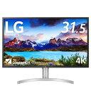 LG ゲーミングモニター 32UL750-W [31.5型 /ワイド /4K(3840×2160)][31.5インチ 液晶ディスプレイ 32UL750W]